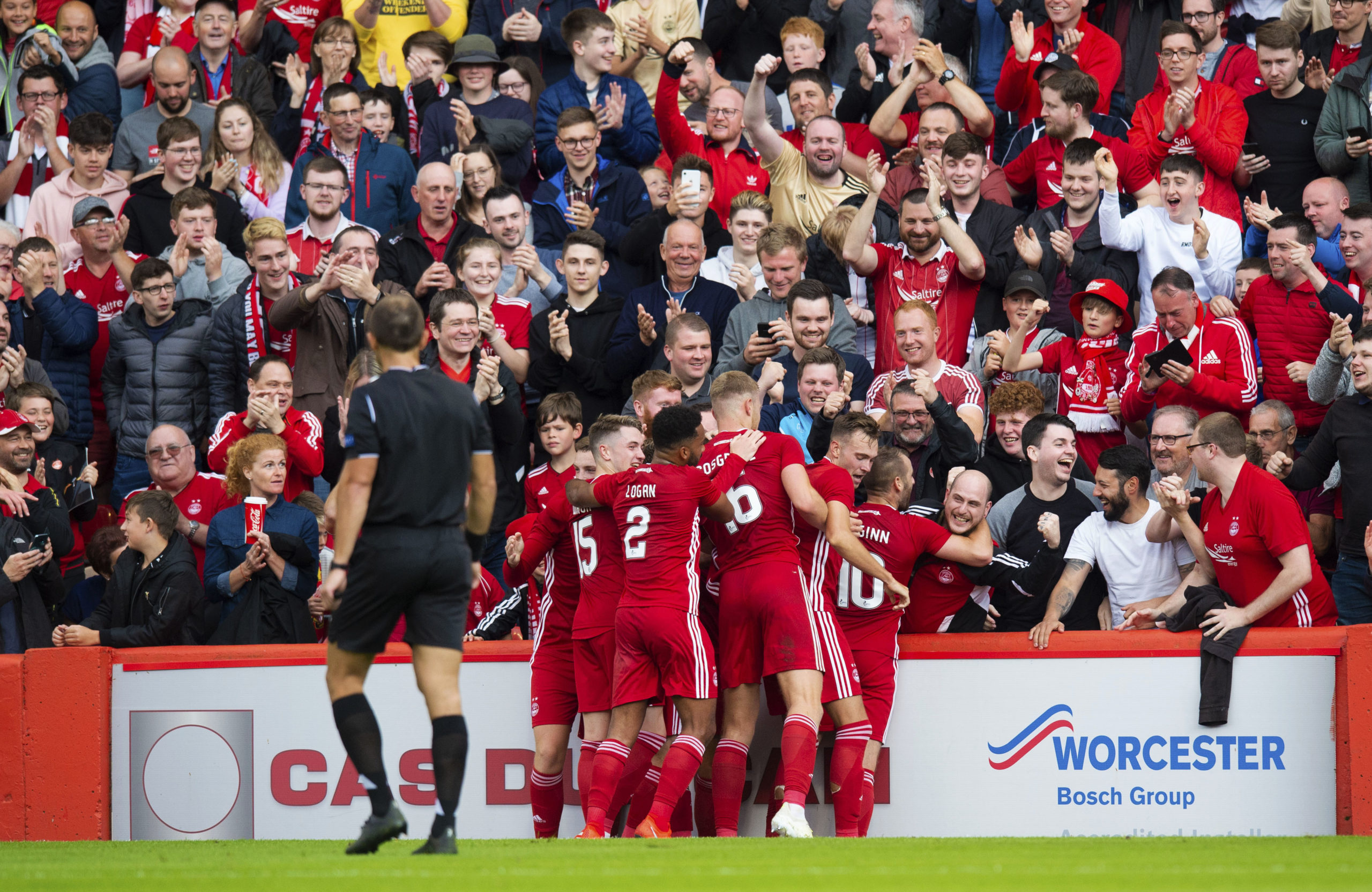 Aberdeen have only lost one of their seven Europa League qualifying campaign curtain-raisers over the years.