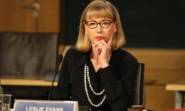 Leslie Evans.