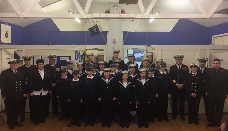 The Fraserburgh Sea Cadets is hoping for some funding