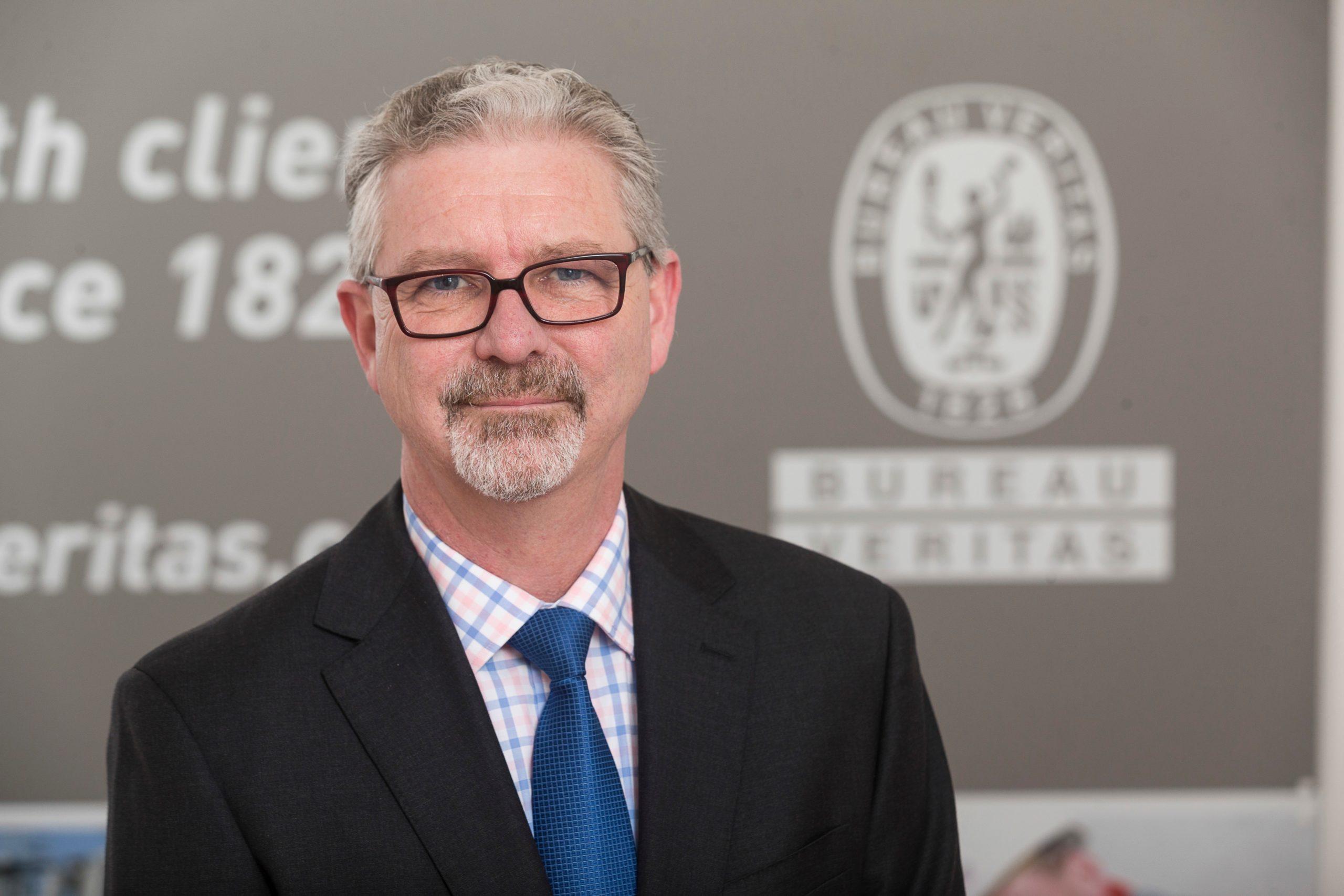 Paul Shrieve of Bureau Veritas