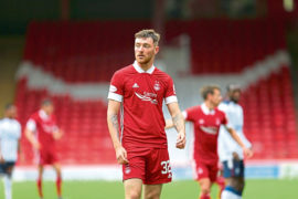 Aberdeen confirm loan striker Ryan Edmondson has returned to Leeds United with ankle injury