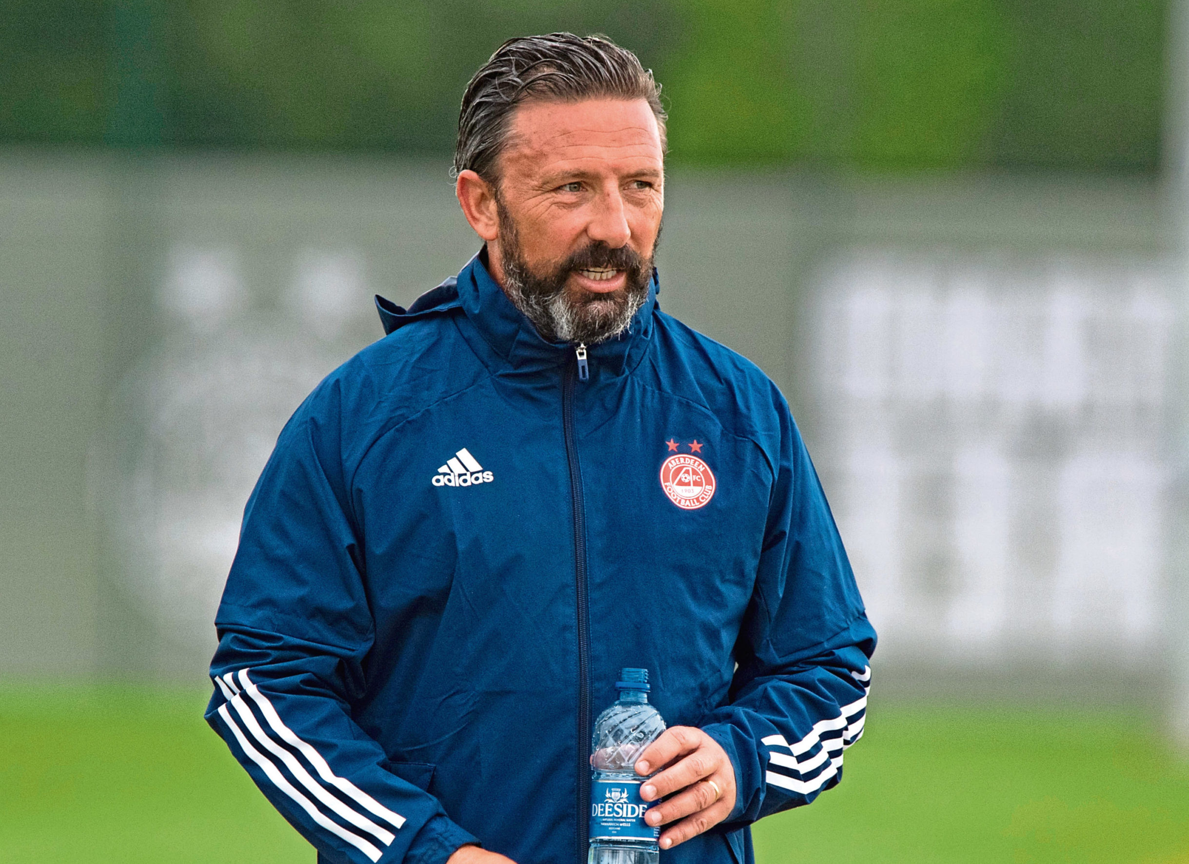 Who will Dons boss Derek McInnes give the nod to?
