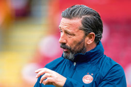 Aberdeen manager Derek McInnes determined to give his depleted Dons squad belief for Hamilton and Celtic games