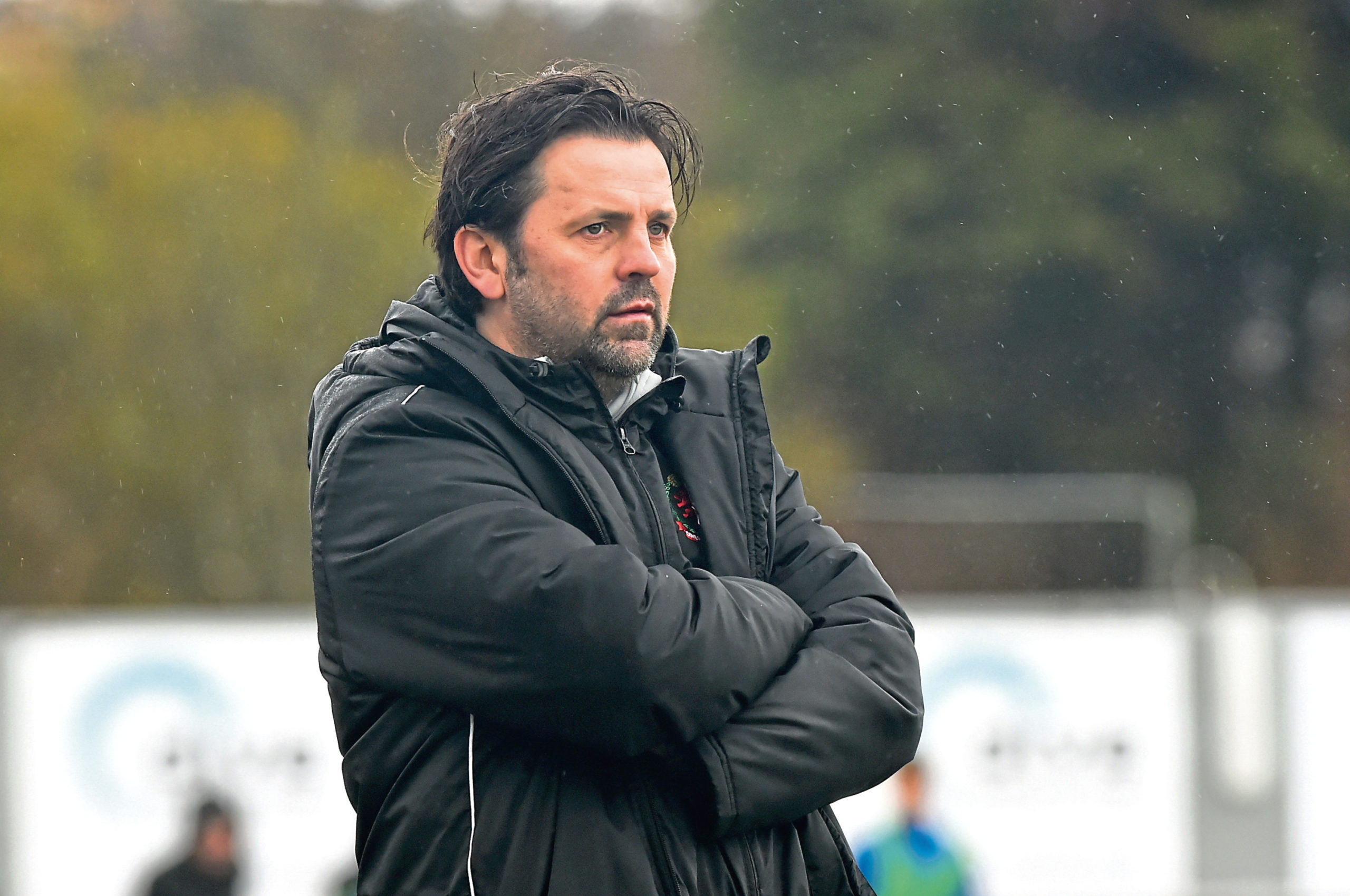 Cove manager Paul Hartley has made four signings this summer