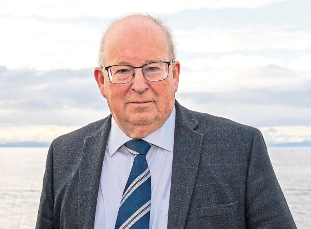 Highland League secretary Rod Houston