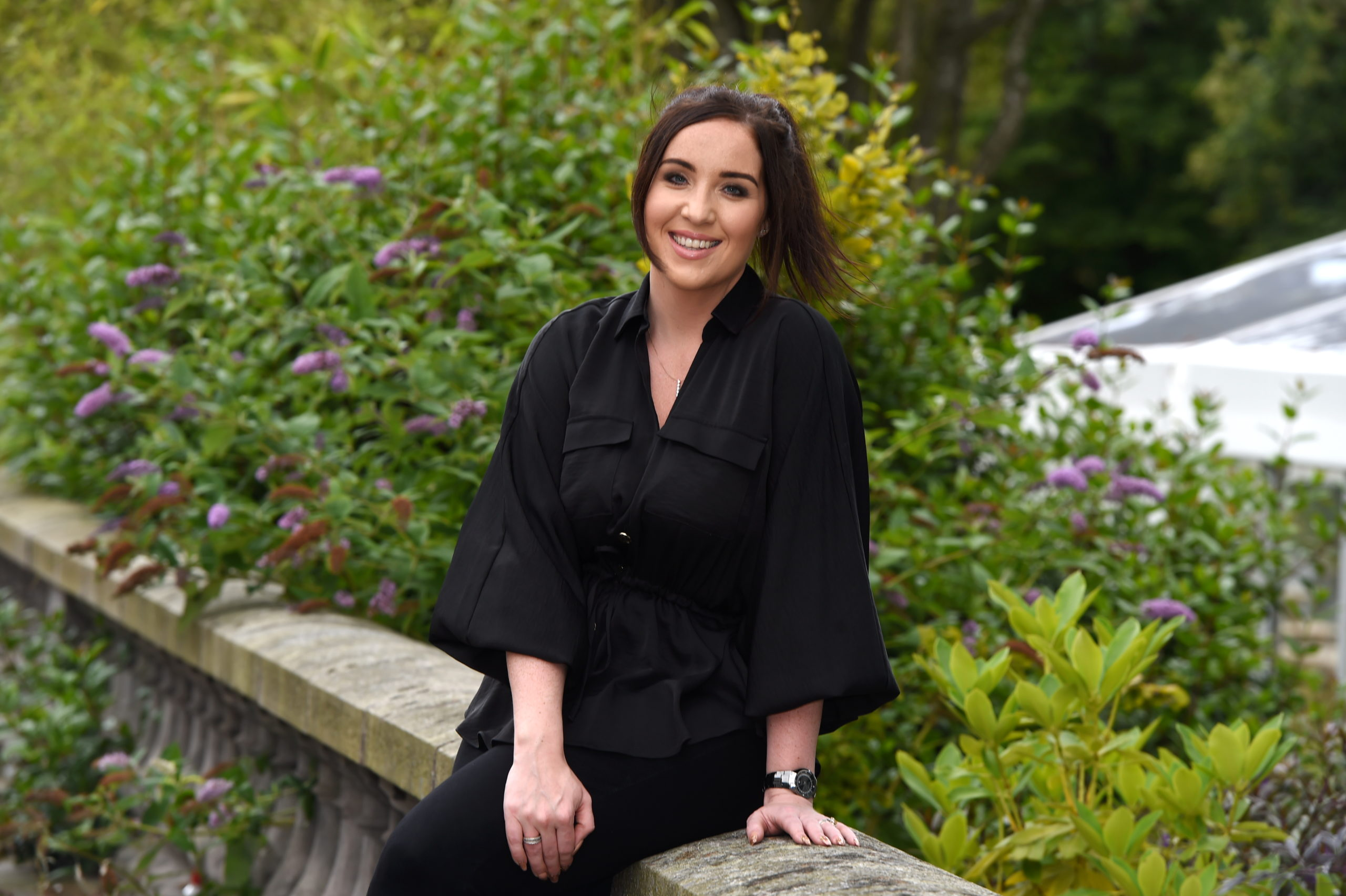 Michelle Wilson - owner of the one2one clinic on Albyn Terrace, Aberdeen - was eager to help others on their own weight loss journeys.