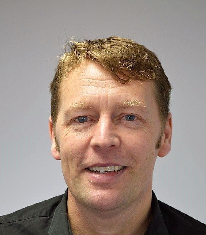 Alan Stewart, Schools Service Manager for NSPCC Scotland