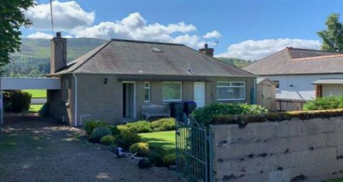 The property in Ballater