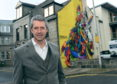 VisitAberdeenshire CEO Chris Foy. Picture by Heather Fowlie