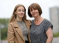 Millie Lynch and mum Jenny Lynch