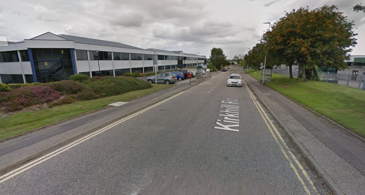 Kirkhill Road in Dyce will be one-way for almost two months