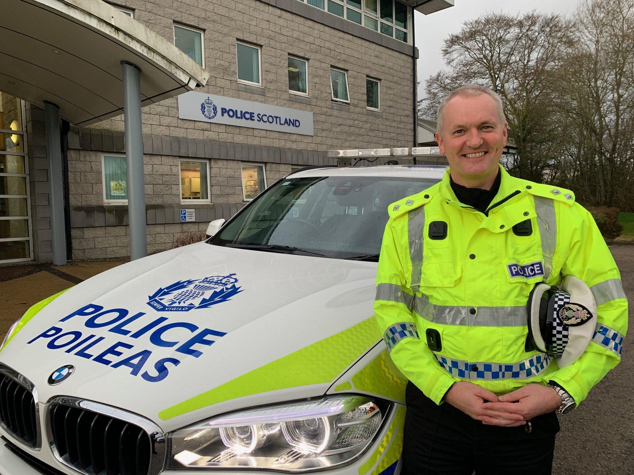 Inspector Neil Morrison