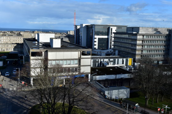 The Pick Me Up Project will help free hospital beds at NHS Grampian's hospitals