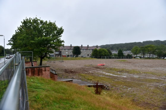 Plans have been submitted for homes at the former Kincorth Academy site