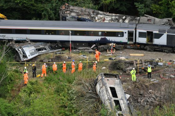 Interim report into Stonehaven train tragedy published by Network Rail
