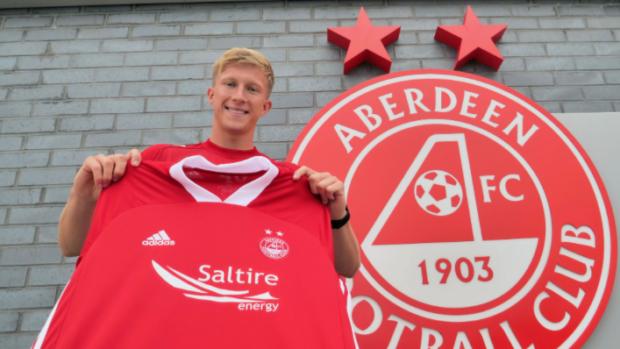 Ross McCrorie is now an Aberdeen player.