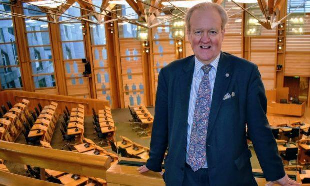 Stewart Stevenson has welcomed investment by SSEN