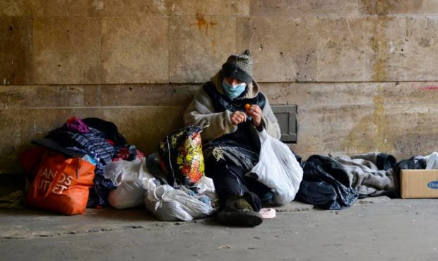 Street Friends Helping the Homeless is relaunching its voluntary group