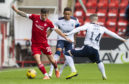 Aberdeen lost their Premiership opener 1-0.