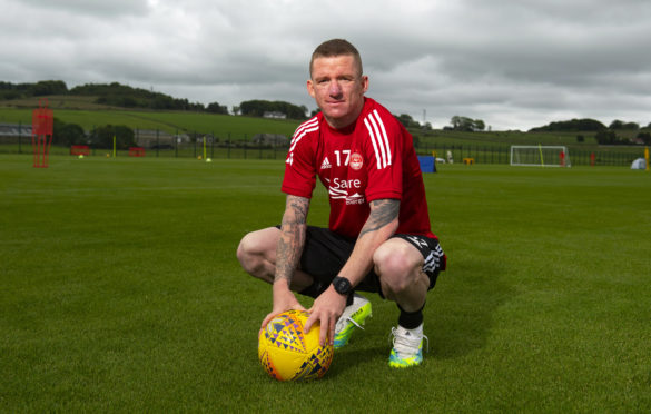 Jonny Hayes has apologised on behalf of the eight Aberdeen players who breached lockdown rules
