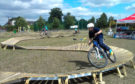 A portable bike track will be set up in Huntly