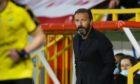 Aberdeen manager Derek McInnes. Photo by Stephen Dobson/ProSports/Shutterstock (10757556aw)