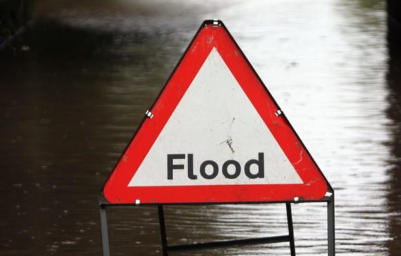 A number of flood alerts have been issued by SEPA.