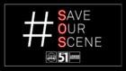 Operations director JP McGivney has launched a crowdfunder campaign - named Save Our Scene
