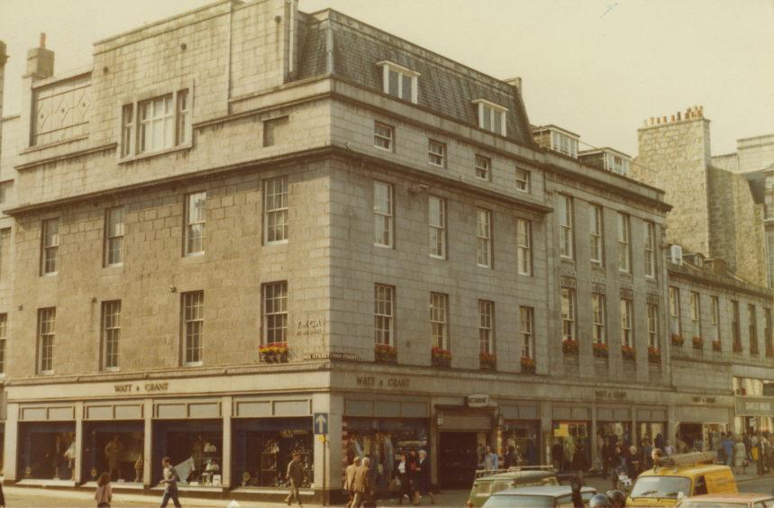222-227 Union Street, 1981