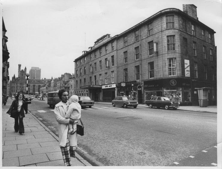 5-21 Union Street - 1972
