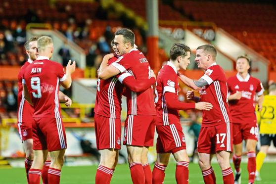Aberdeen face Viking FK tomorrow night in the Europa League