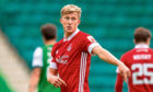 Ross McCrorie is fit for Aberdeen's game against Viking FK