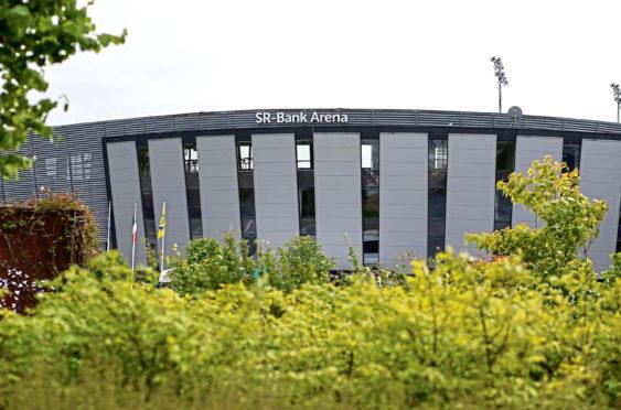 The SR-Bank Arena in Stavanger.