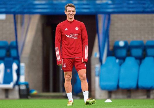 Former Aberdeen midfielder Craig Bryson