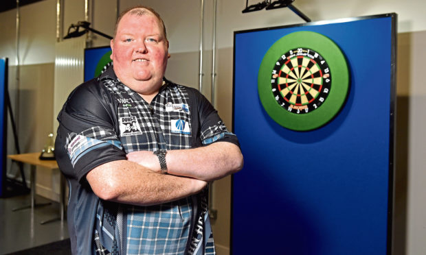John Henderson is hoping for a return to form at the Players Championship Finals