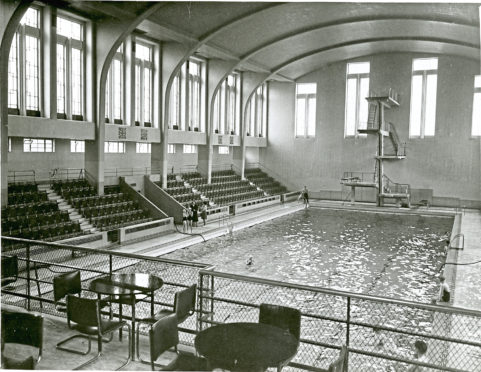 Bon Accord baths