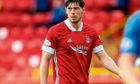 Scott McKenna has left Aberdeen