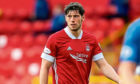 Scott McKenna has left Aberdeen.