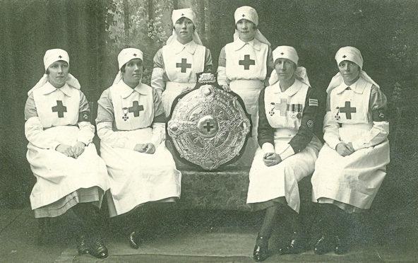 Voluntary Aid Detachment Nurses, 1920