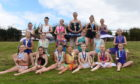 Girls in the Sharon Gill School of Dance competition team have won more than 400 medals, awards, certificates and trophies over lockdown
