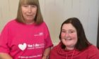 Audrey Cameron and Paula Massie both underwent organ transplants and are buddies to each other