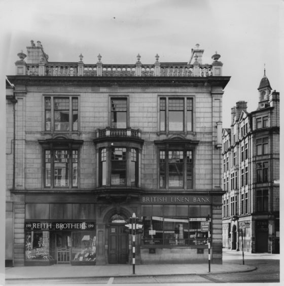 British Linen Bank, Union Street