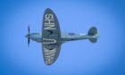 "The ""Thank You NHS"" Spitfire"