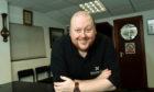 Fraserburgh FC chairman Finlay Noble.