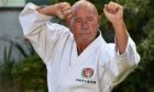 80-year-old Brian Welch fulfilled his lifelong ambition of getting his black belt in karate