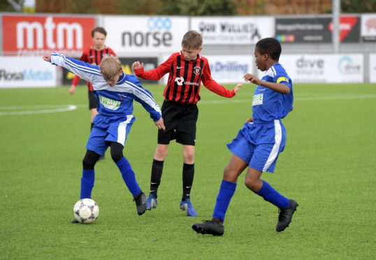Juvenile teams are set to only play each of their league rivals once.
