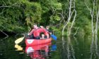 Aberdeen's Rubislaw Quarry is now open for canoists