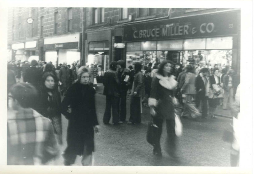 Bruce Millers, George Street
