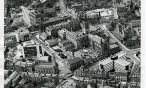 1980: Aberdeen views from the air