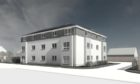 How the new housing in Huntly could look